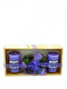 Candle set